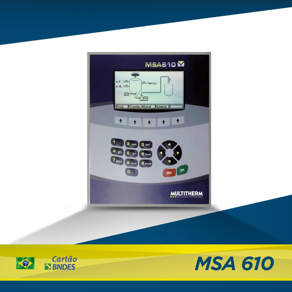 controlador para tinturaria MSA 610