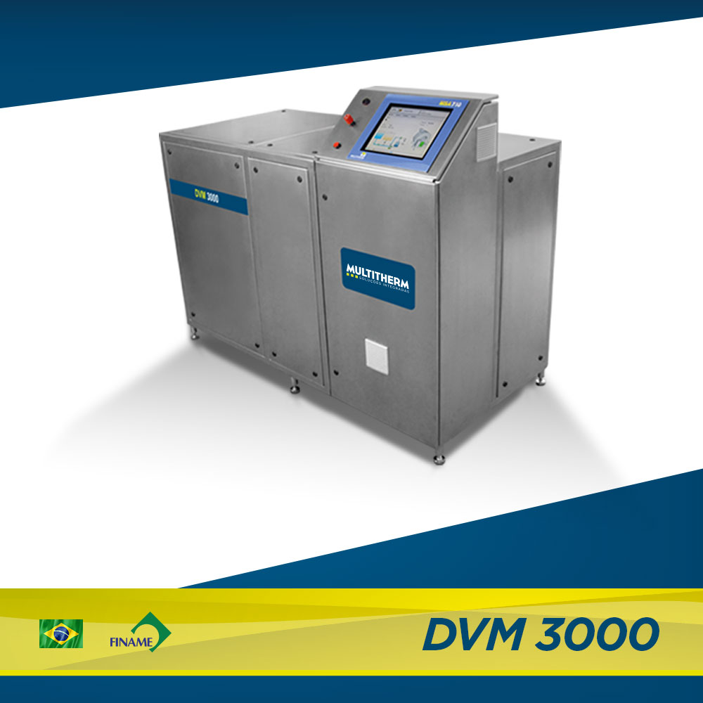 dosador para tinturaria DVM 3000